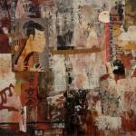 Mosaic II - Kyoto - 16 x 20 - Photage
